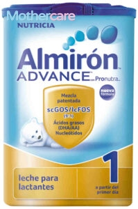 Compra  leche bebé 1 almiron para tu bebé