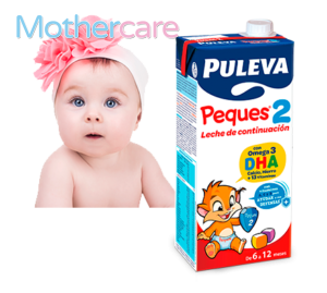 Compra  leche puleva 2 bebé para tu bebé