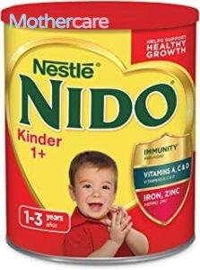 Compra  multina leche bebé para tu niño