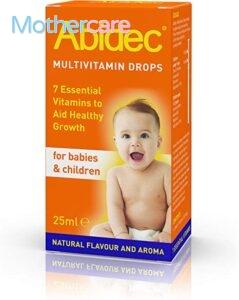 Compra muy Barato suplemento vit bebé para tu pequeño