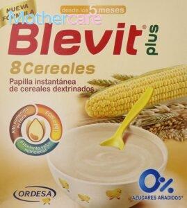Compra  papilla blevit 8 cereales para tu pequeño