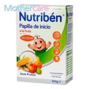 Compra  papilla nutriben cereales fruta para tu niño
