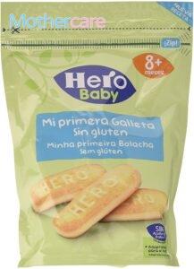 Las 7 Mejores Ofertas de galletas bebé sin gluten para tu bebé