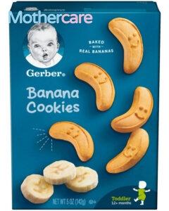 Las 7 Mejores Ofertas de galletas gerber bebé 6 meses para tu niño