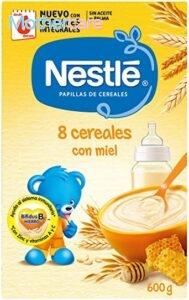 Las 7 Mejores Ofertas de nestle papilla 8 cereales para tu niño