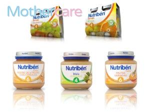 Las 7 Mejores Ofertas de potitos nutriben bebé para tu pequeño