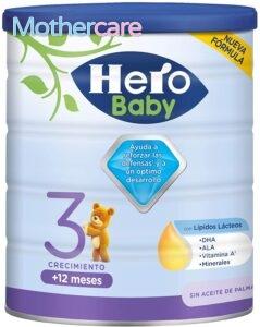 Las Mejores Ofertas de leche bebé hero 3 para tu bebé