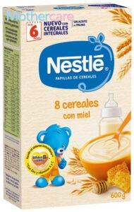 Las Mejores Ofertas de papilla 8 cereales miel ninfa para tu niño