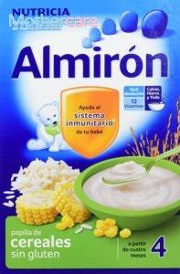 Las Mejores Ofertas de papilla cereales a 4 meses para tu niño