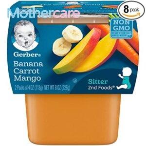 Las Mejores Ofertas de papilla frutas bebé platano para tu bebé