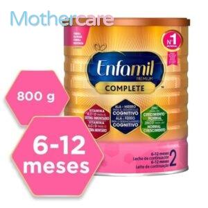 Los 7 Mejores leche bebé premium para tu niño