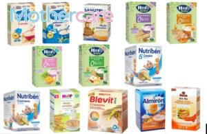 Los 7 Mejores marcas papilla 5 cereales para tu niño