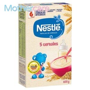 Los 7 Mejores papilla 5 cereales sin azucar para tu niño