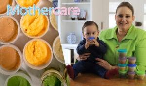 Los 7 Mejores papilla faciles bebé 8 meses para tu pequeño