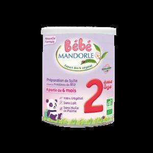 Los Mejores leche arroz bebé mandorle para tu niño