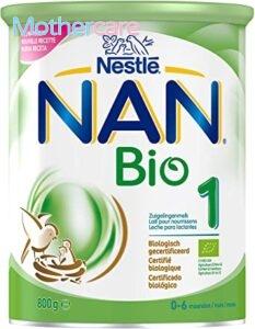 Los Mejores leche polvo bebé 1 optima bio para tu pequeño