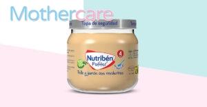 Los Mejores potitos bebé calidad para tu bebé