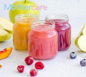 Los Mejores potitos cadrtos fruta bebé para tu bebé